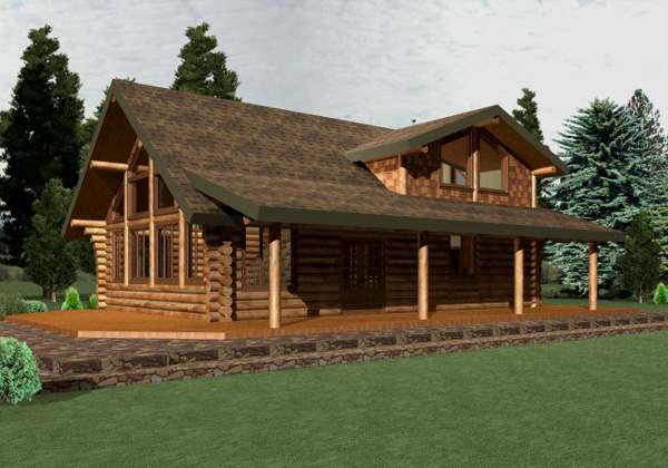 Apline renders for Alpine home designs